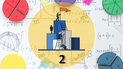 Sıfırdan Zirveye Matematik Seti -2 MAP 2 (TYT - DGS - KPSS - ALES)