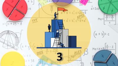 Sıfırdan Zirveye Matematik Seti -3 MAP 3 (TYT - DGS - KPSS - ALES)
