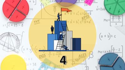 Sıfırdan Zirveye Matematik Seti -4 MAP 4 (TYT - DGS - KPSS - ALES)