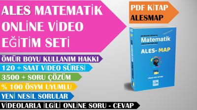 sıfırdan zirveye ales matematik online video eğitim seti