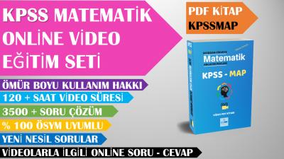 sıfırdan zirveye kpss matematik online video eğitim seti